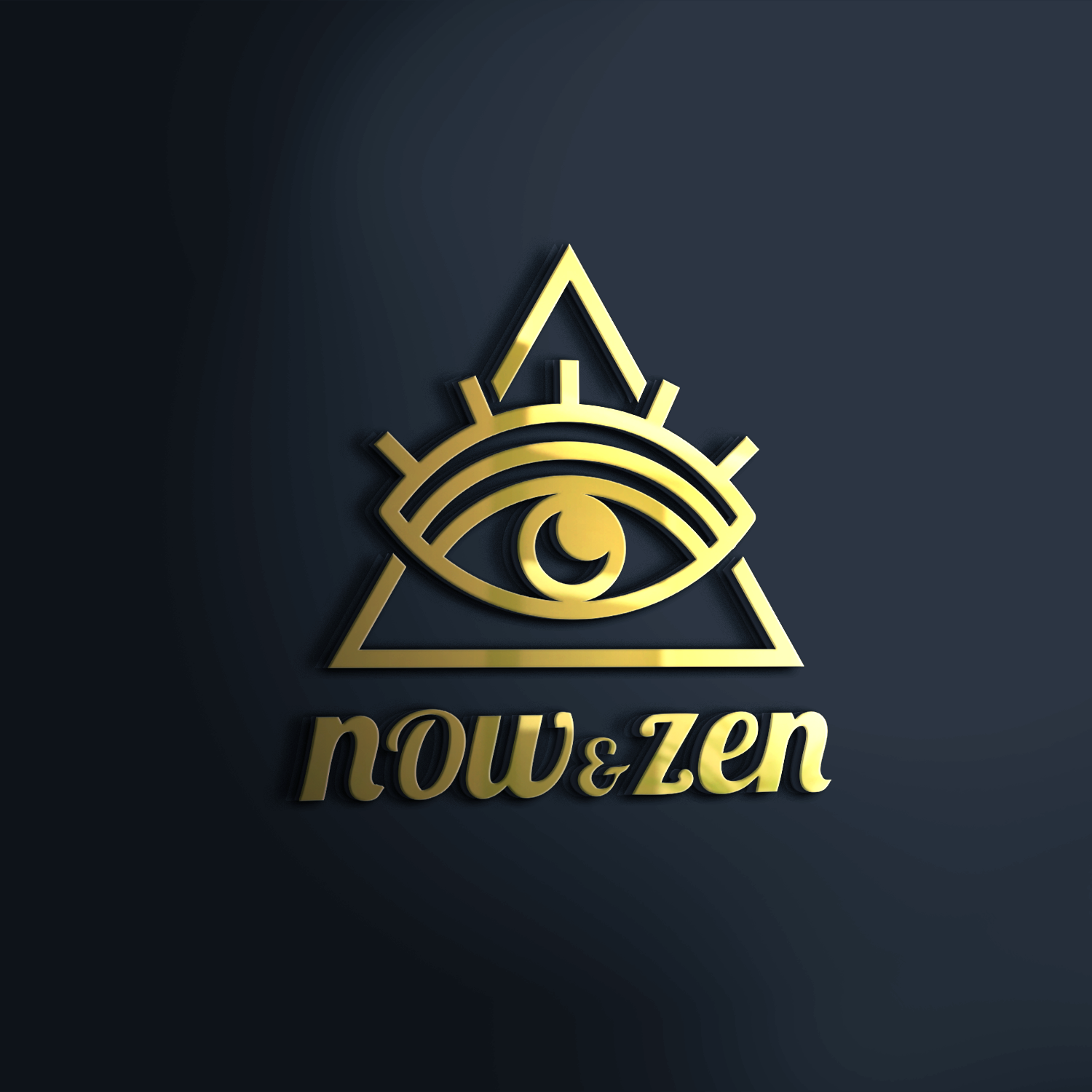 Now&Zen needs a logo. Simple and with spirituality.