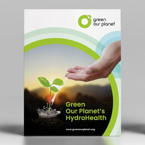 Digital Brochure of Green Our Planet