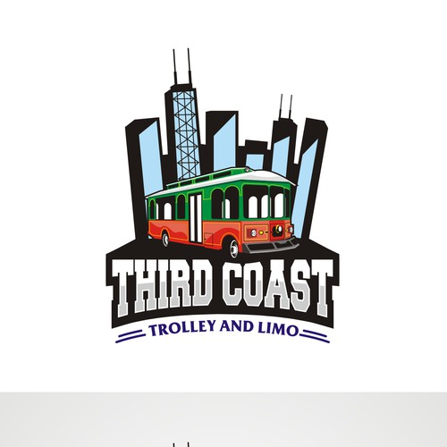 logo concept for third coast
