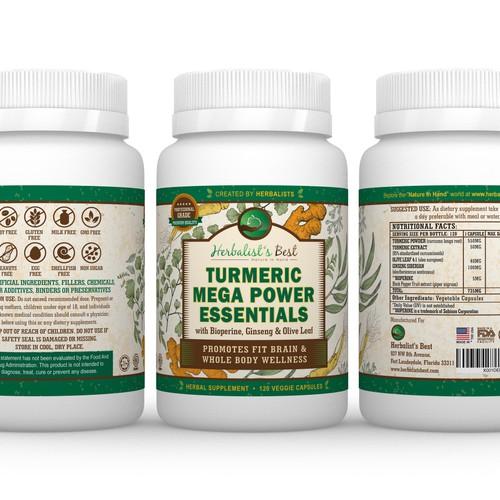 Turmeric Mega Power Essentials