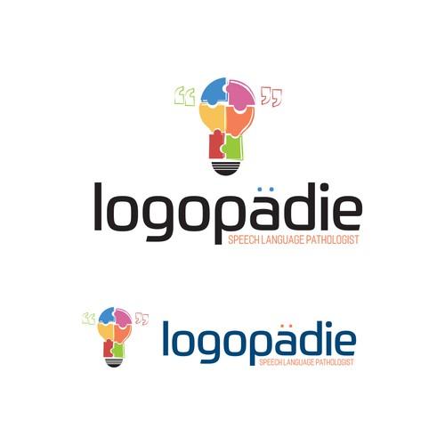 Speech Pathologist Logo Design