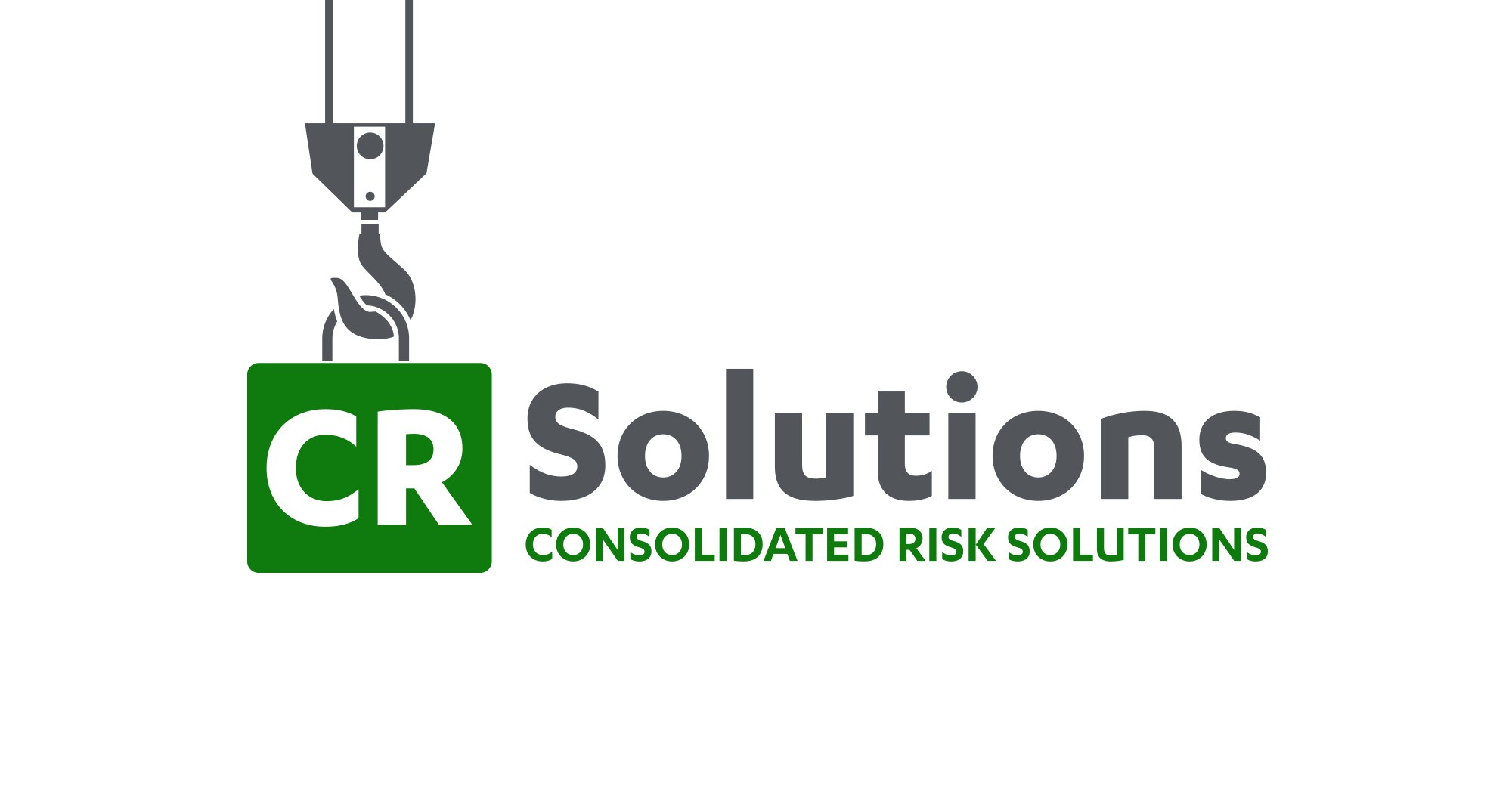 Refresh Brand Logo to be in a New Flat Style for CR Solutions - SEE EXAMPLES