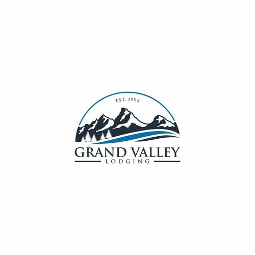 Vacation Rental & Property Management Logo Design