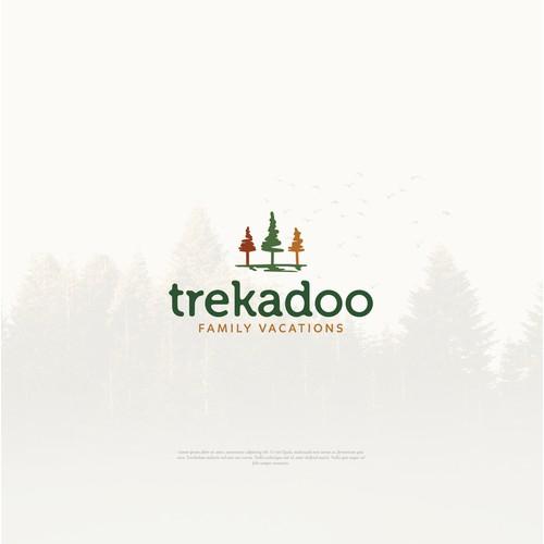 Logo for Trekadoo Family Vacations