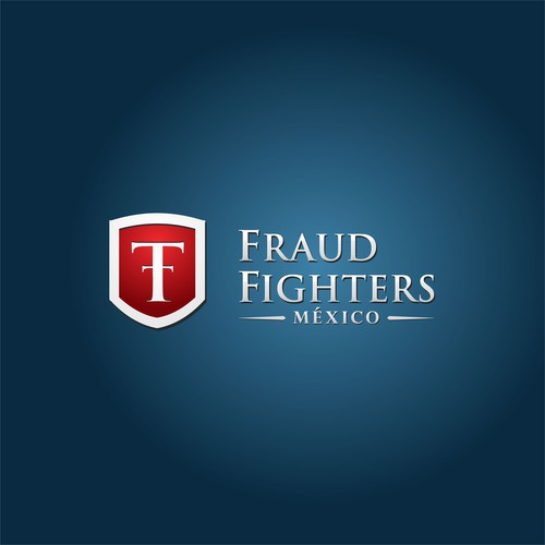 FRAUD FIGHTERS MEXICO Logo