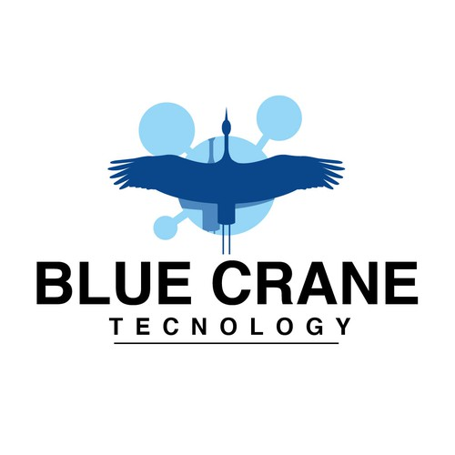 Blue Crane Technology logo