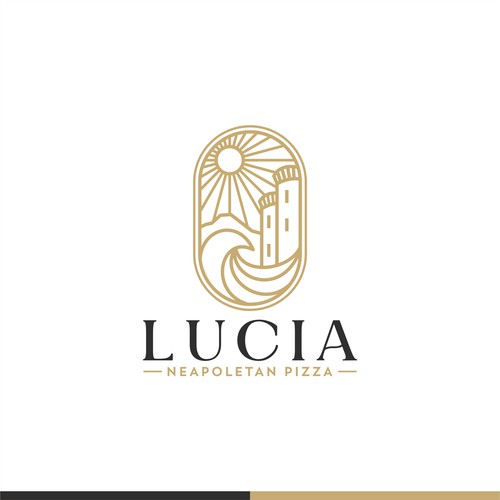 Logo for Lucia Neapolitan Pizza