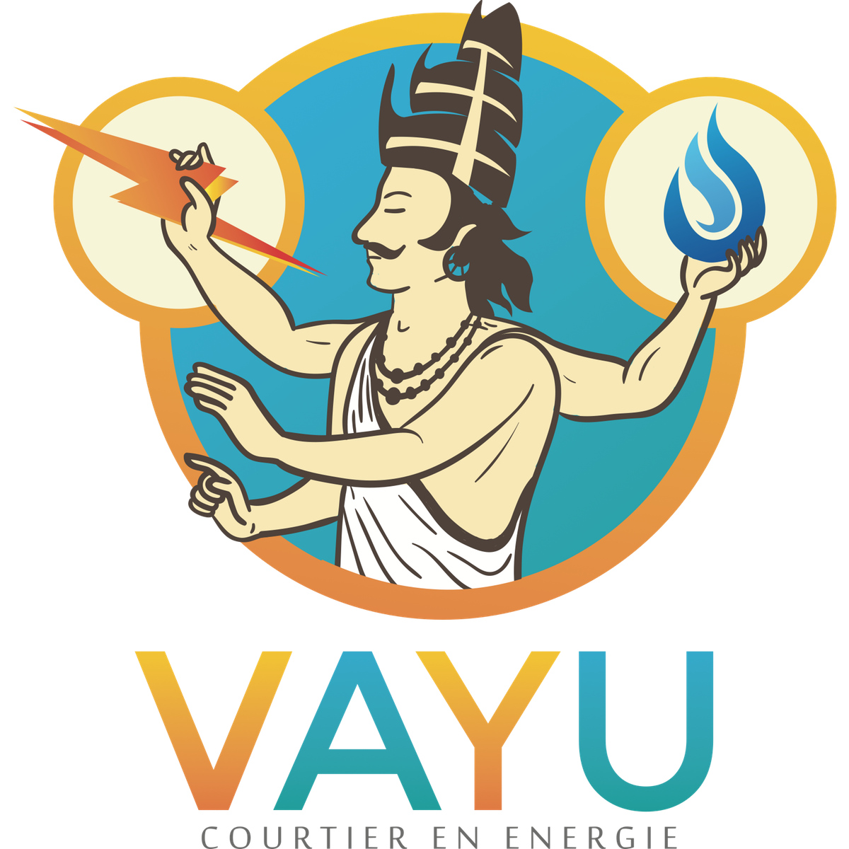 business card for VAYU