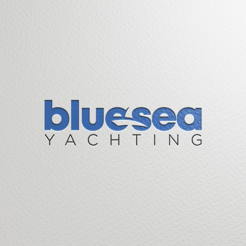 Logo for Blue Sea Yachting