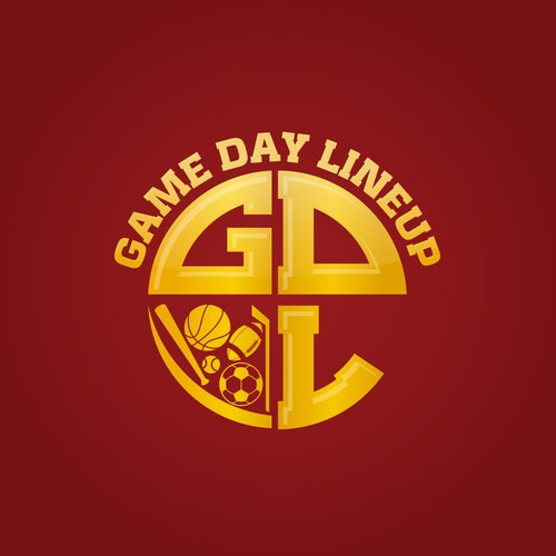 Logo for Game Day Lineup: Looking for the best!