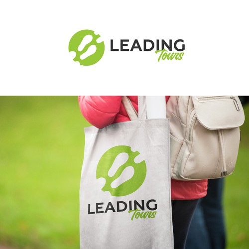 Travel Logo for Leading Tours
