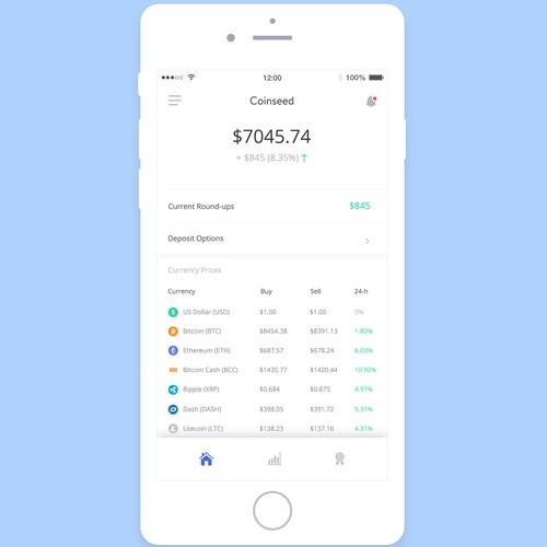 Crypto app.