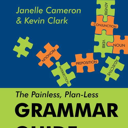 Design a cover to reach thousands of language learners