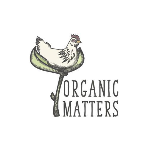 Logo Concept for OrganicMatters