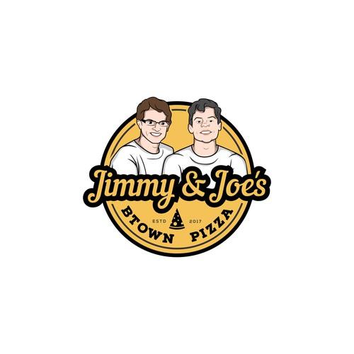Logo for jimmy & joe's