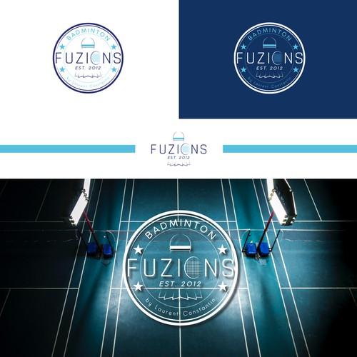 Logo pour Fuzions Badminton