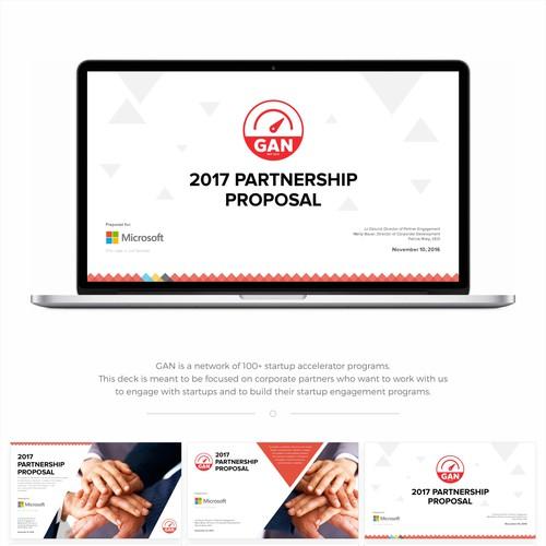 GAN Partnership Proposal
