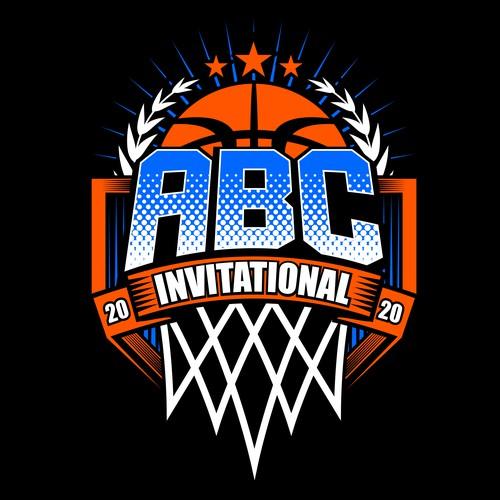 logo tournament basketball