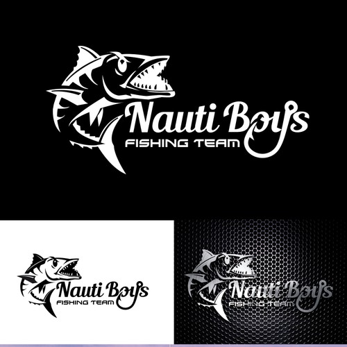 Logo for Competition Saltwater Fishing Team