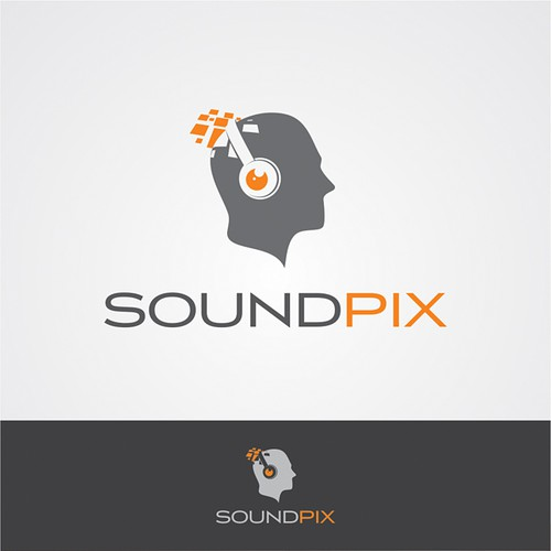 Help SOUNDPIX with a new logo