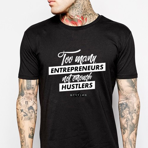 Too many entepreneurs not enough hustlers