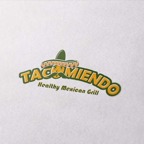 Logo proposal for Mexican Restaurant