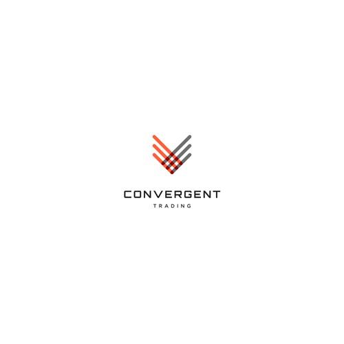 Logo Design for Convergent Trading