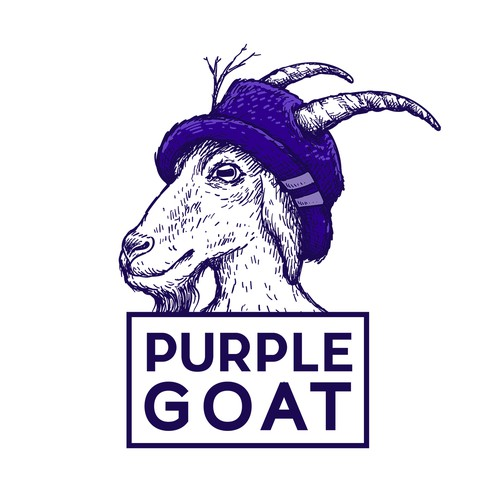 Purple Goat
