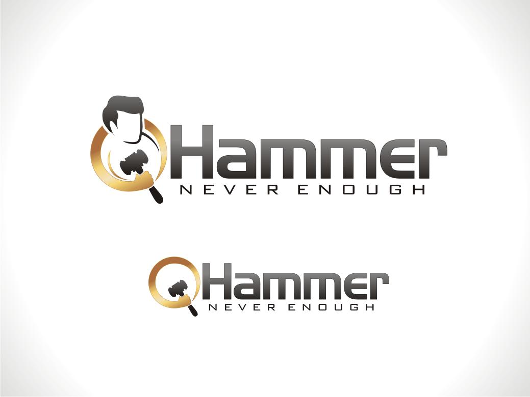 Create the next logo for Q Hammer