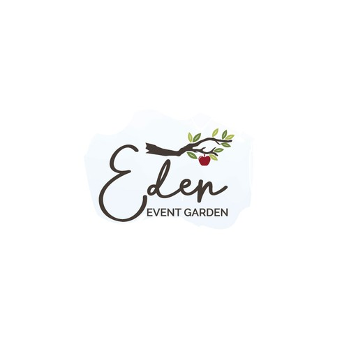 Eden event garden logo