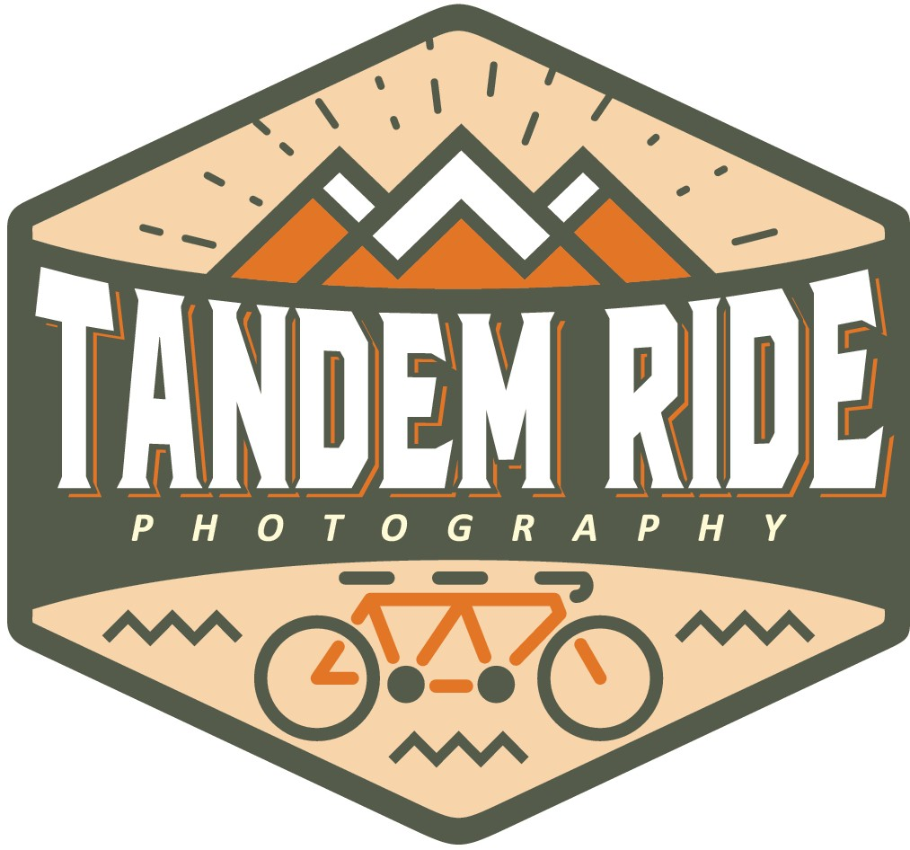 Design a cool logo for outdoor adventures/travel/bicycle photography blog