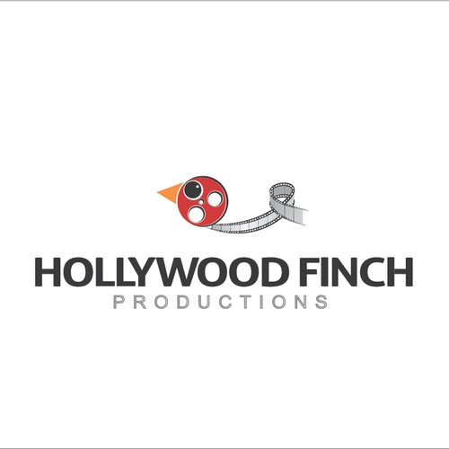 Logo design for  production company