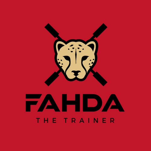 Logo design for Fahda The Trainer