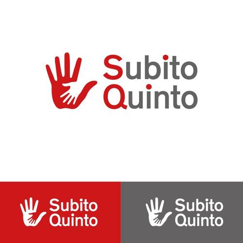 concetto di logo audace per società finanziamento
