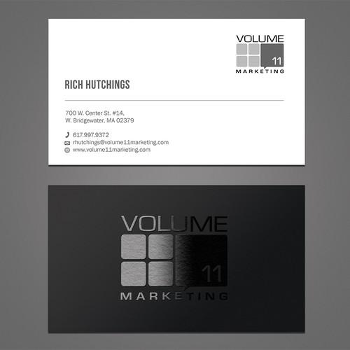 Spot Business card design