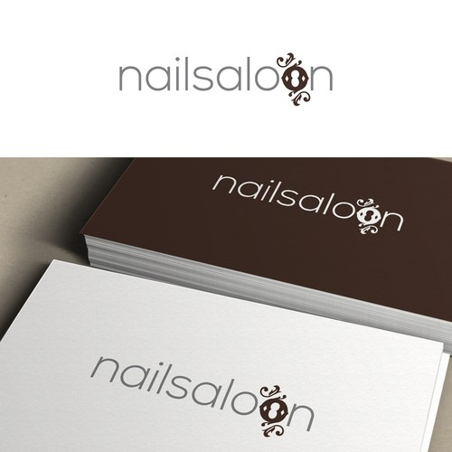 Create the logo for a nail salon!