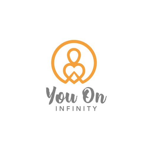 You On Infinity Logo Design