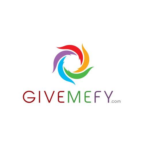 Logo design for an online community