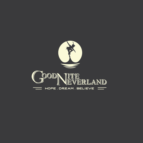 A logo concept of an indie rock band.