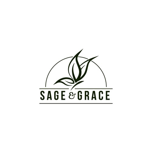 Logo for Sage & Grace Funeral
