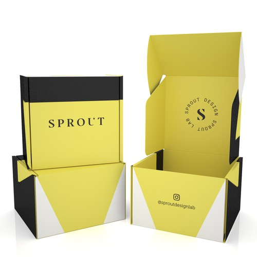 PRODUCT PACKAGING FOR SPROUT