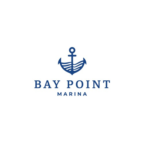 Logo concept for a Marina in Panama