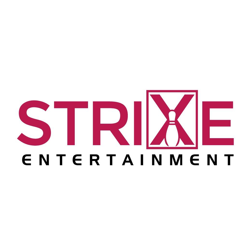 Design a logo for Strixe Entertainment