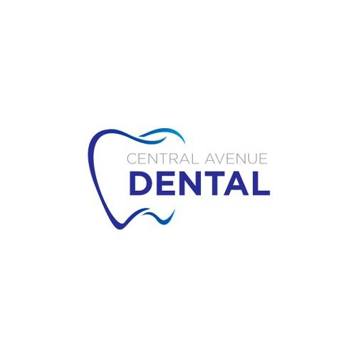 Central Avenue Dental needs a new logo