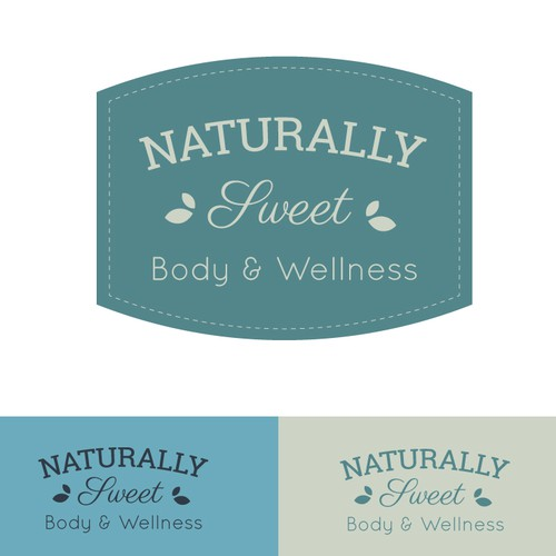 Natural Beauty and Wellness company logo