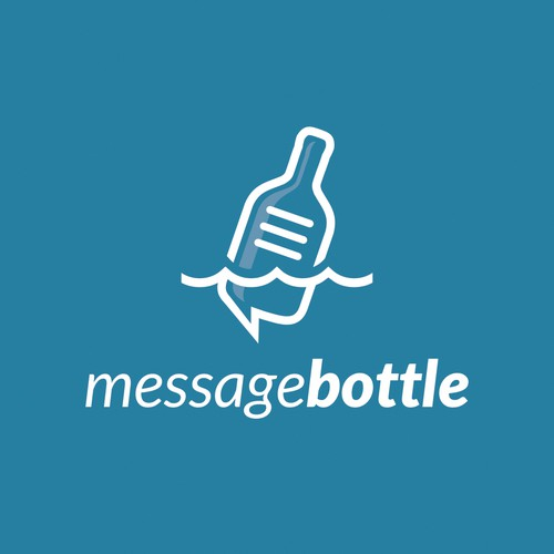 Mobile App - Message Bottle