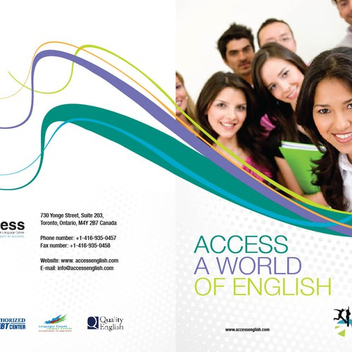 Access A World of English Brochure