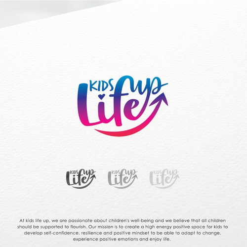 Life Up Kids Logo