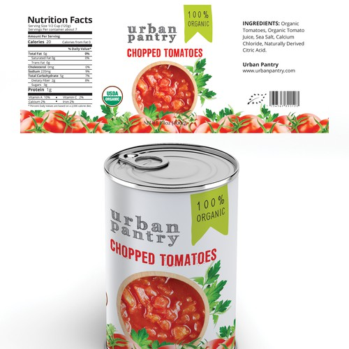 Tomatoes time label