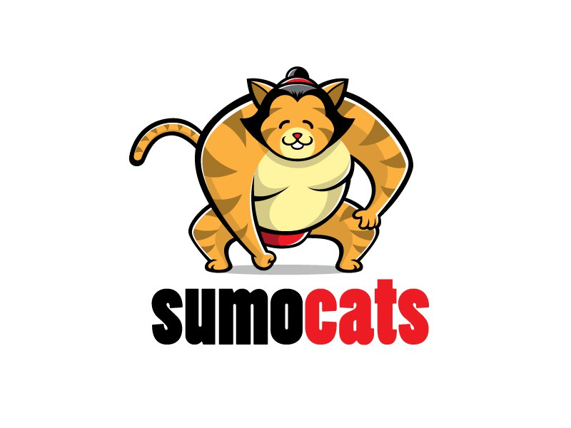 Create a brand for Sumo Cats